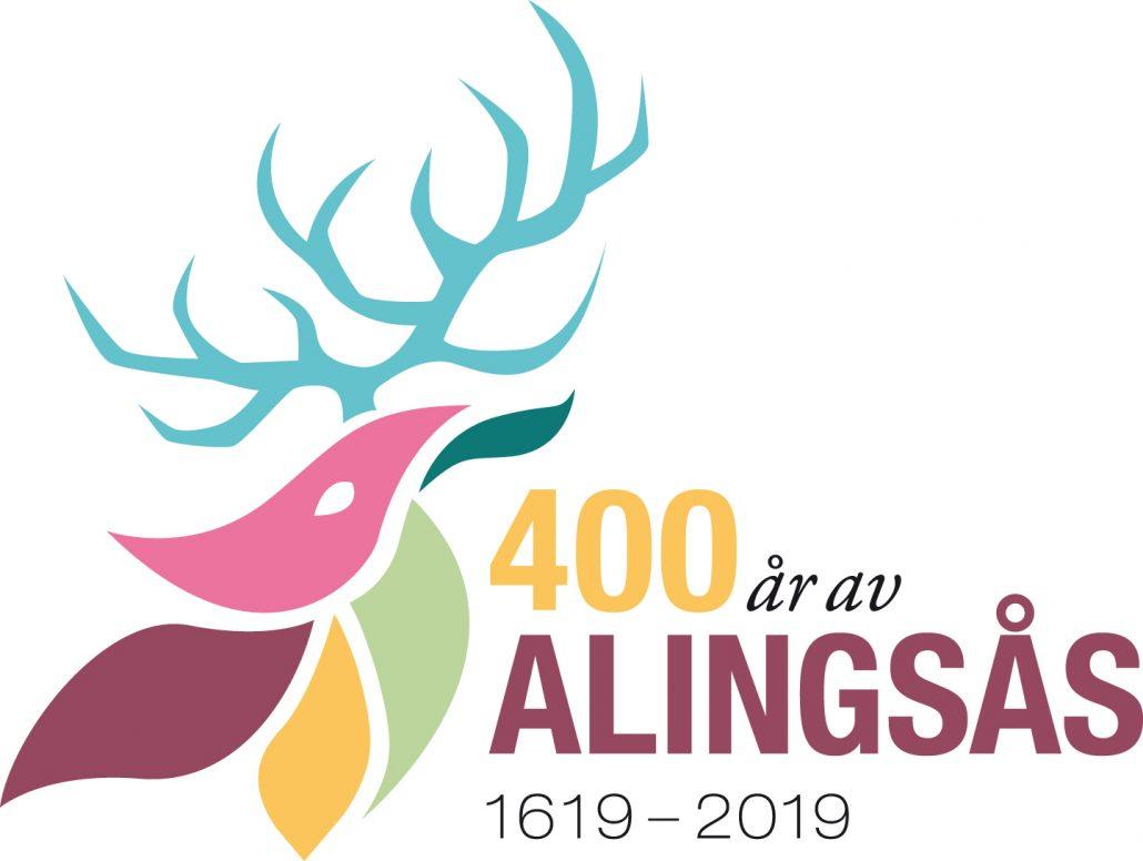 Logga Alingsås 400 år