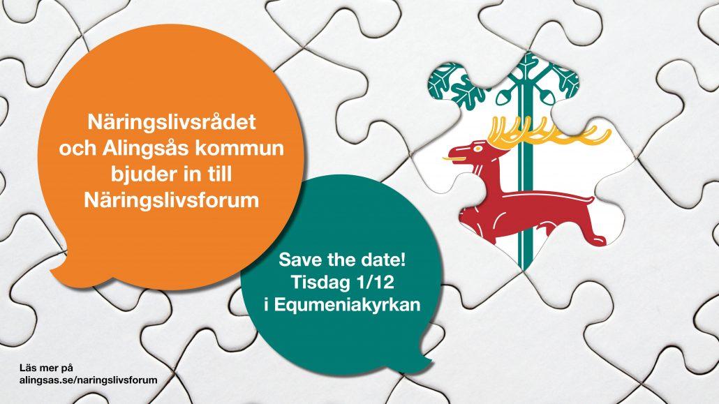 Illustration på inbjudan till den 1 december.